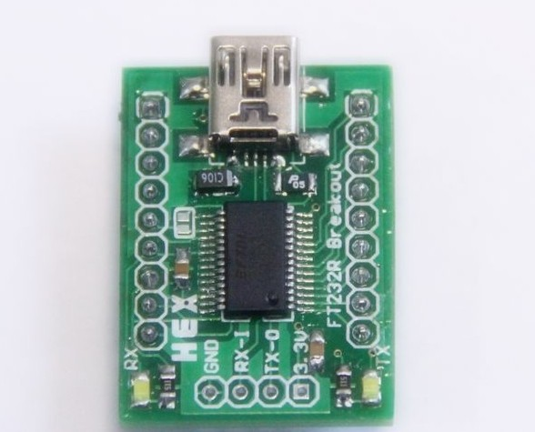 Freeshipping FT232RL USB serial port module  USB to TTL купить