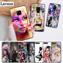 Lavaza Nicki Minaj Luxury Silicone Case for Huawei Mate 10 Pro 20 30 Lite Nova 2i 3 3i 4 5i Y5 Y6 Y7 Prime Y9