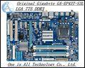 Бесплатная доставка в Исходном Материнская Плата для Gigabyte GA-EP43T-S3L LGA775 DDR3 Quad Core только значительно большая тарелка EP43T-S3L