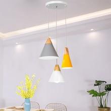 [YGFEEL] מודרני חדר אוכל תליון אור 3 ראשי עגול/מלבן תקרת צלחת מקורה סלון חדר שינה קישוט מנורה