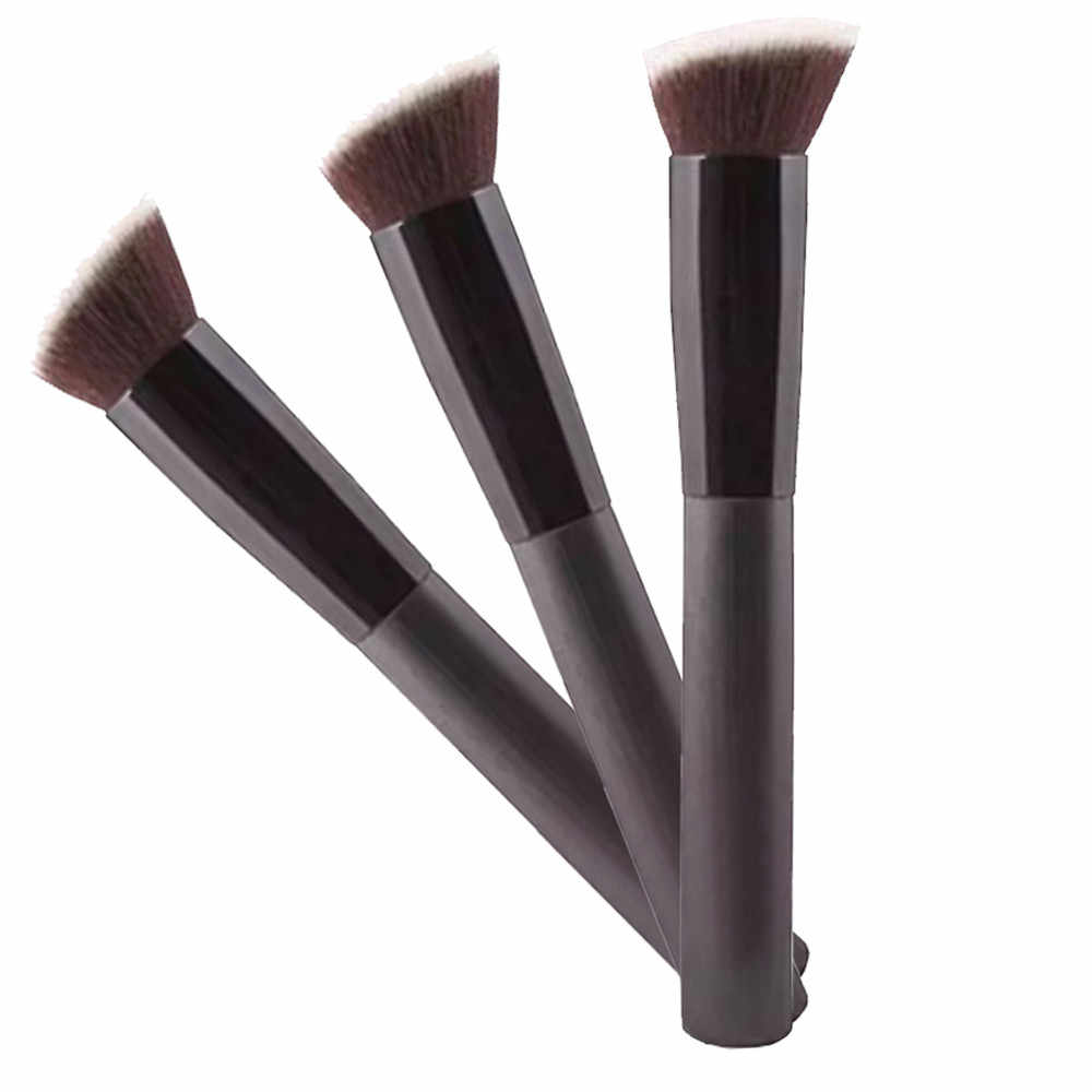 1 PC Make-Up Cosmetische Brush Blending Poeder Concealer Blush Vloeibare Foundation Borstels pinceis de maquiagem Gratis Schip