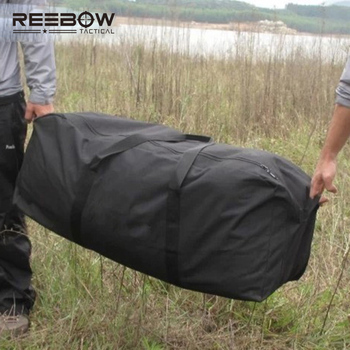 REEBOW TACTICAL Extra Large Capacity Travel Bag Duffle Backpack Car Storage Equipment Luggage Bags 1000D Nylon Rucksack image