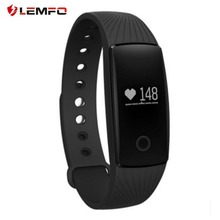 Lemfo V05C Smart Band мониторинга сердечного ритма шагомер спорт браслет Фитнес трекер для iPhone Samsung Xiaomi телефон