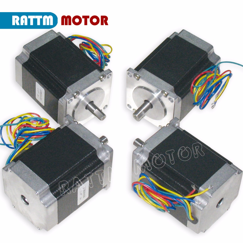 DE Delivery! 4Pcs NEMA23 Stepper motor 270 Oz-in/ 180Ncm stepping motor/3.0A from RATTM MOTOR atamjit singh pal paramjit kaur khinda and amarjit singh gill local drug delivery from concept to clinical applications