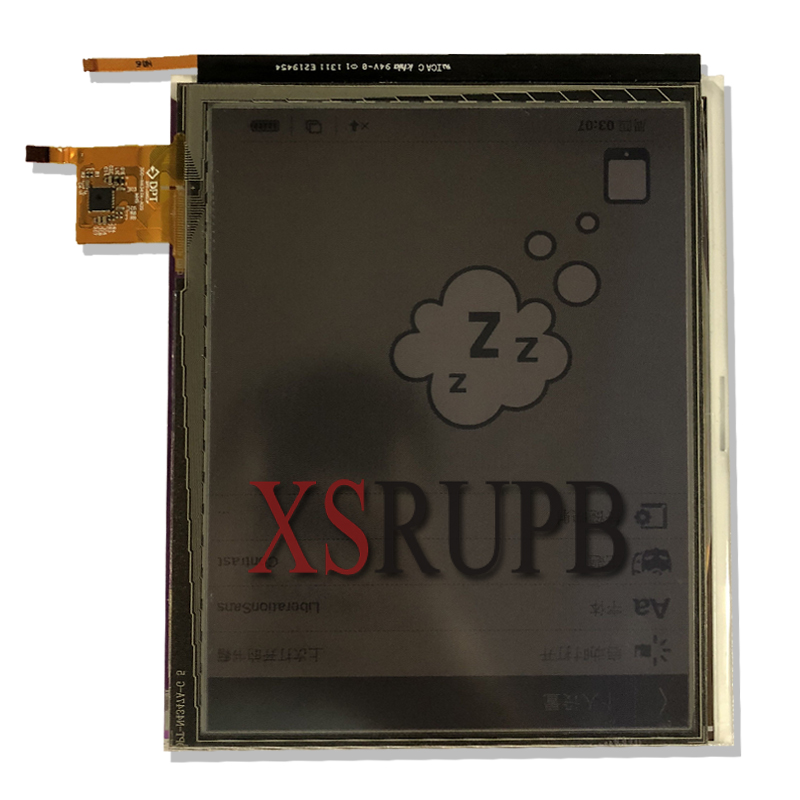 EC080SC2 eink écran d'affichage LCD pour PocketBook ebook lecteurs 8 pouces livraison gratuite