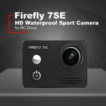 Firefly7SE 1080P 170'FOV Wifi Bluetooth FPV HD Waterproof Sport Action Camera CAM for RC Drone Aerial Photography HOT!
