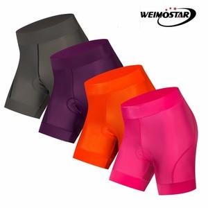 Weimostar Women's Cycling Shor