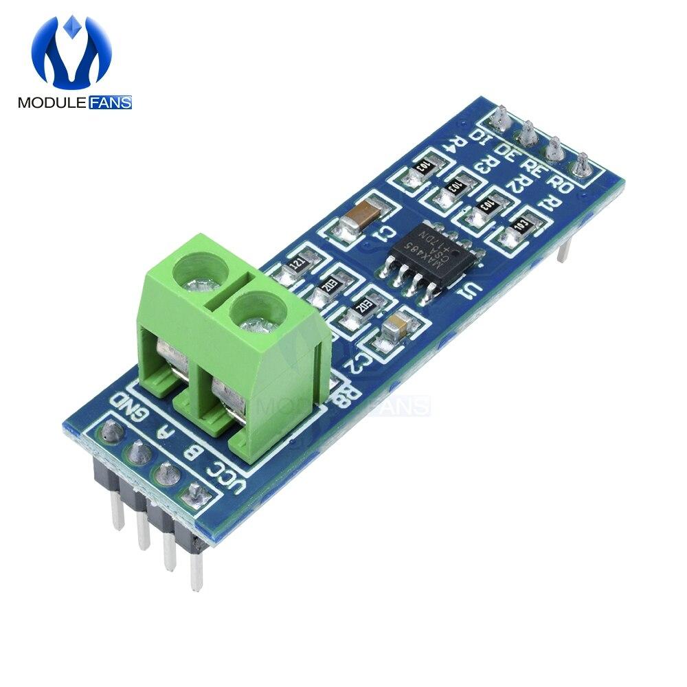5 шт. MAX485 модуль RS-485 ttl поворот к RS485 MAX485CSA конвертер модуль для Arduino микроконтроллер MCU аксессуары для разработки