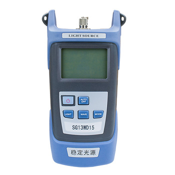 Factory price Hand-held SG13WD15 Fiber optic laser Red light source, 1310/1550nm FTTH Tester communication instrument - sale item Communication Equipment