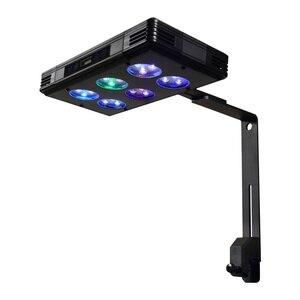 Image 2 - 30W 52W 75W oświetlenie LED do akwarium możliwość przyciemniania pełne spektrum dla rafy koralowej rosną akwarium LED light marine sea Tank Coral SPS LPS