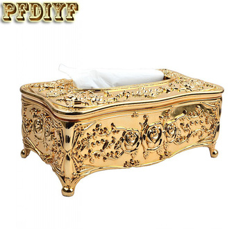 Luxury Royal Acrylic Tissue Box