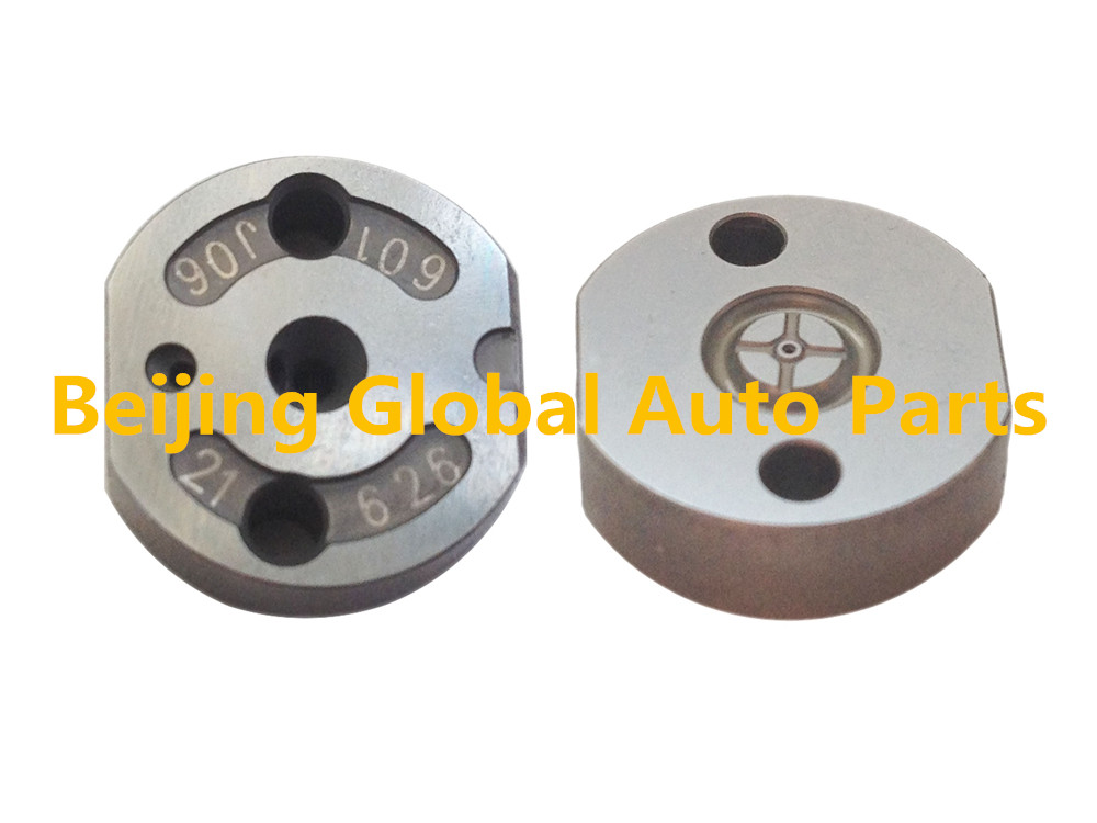 Common Rail Injector 095000-5030 RF5C13H50 M azda Using Injector Control Valve Plate Orifice Plate 21# Plate 21