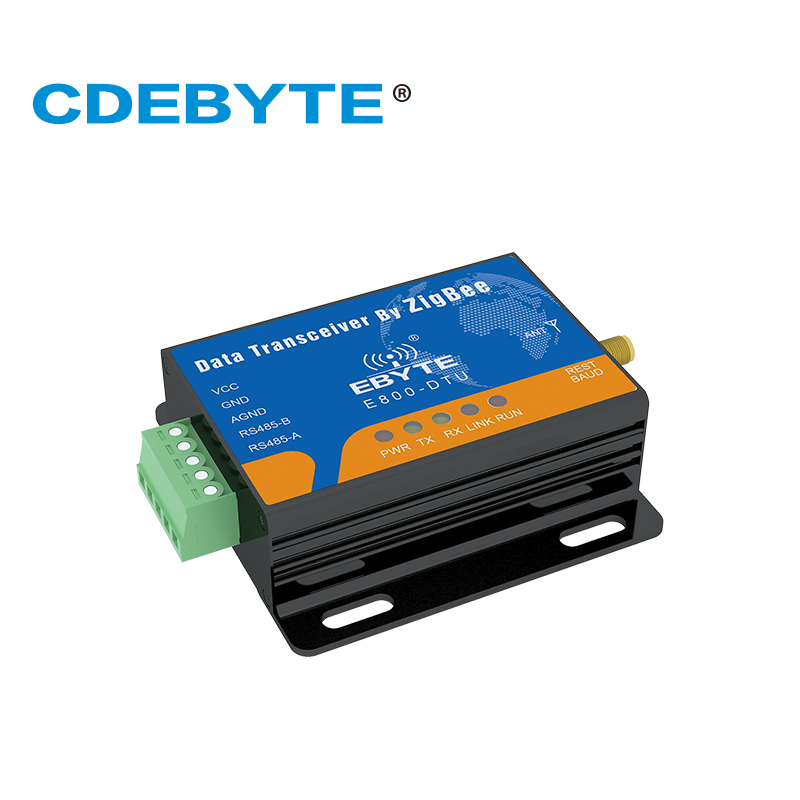 Image 3 - Zigbee CC2530 Module E800 DTU(Z2530 2G4 20) RS485 240MHz 20dBm Mesh Network  Ad Hoc Network 2.4GHz Zigbee rf Transceiver-in Fixed Wireless Terminals from Cellphones & Telecommunications