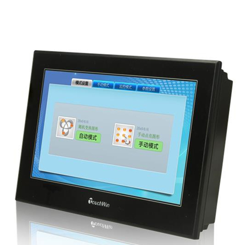 XINJE 10.1 inch HMI Touch Operator Panel Display Screen USB Port  Ethernet  2Com Support S7-1200 TGA63-ET with Programming Cable weinview 7 inch hmi touch screen mt8070ip ethernet usb host hmi touch panel replace tk8070ih5 with software