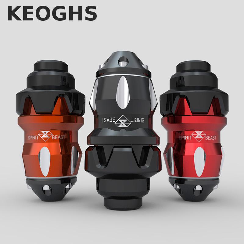 Keoghs Motorcycle Anti-fall/fall Protection/fall Proof Stick Cnc Aluminum High Quality For Yamaha Scooter Benelli Honda Cb190 keoghs real adelin 260mm floating brake disc high quality for yamaha scooter cygnus modify