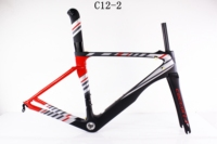 DC012 SEQUEL carbon road bike frame Toray T1000 PF30/BB30/BSA frame+fork+seatpost+clamp+headset+heaset cover cadre velo DIY