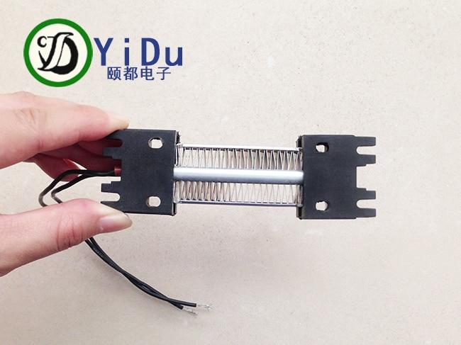 220 Вт В 100 В AC DC изолированный PTC керамический нагреватель PTC нагревательный элемент электрический нагреватель 113*35*26 мм