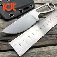LDT Rowen Ant 12992 Fixed Blade Knife Tactical Kerambit Knives D2 Blade KYDEX Camping Hunting Knife Pocket Straight Tools EDC