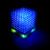 Hot led eletrônico kit diy 3D 8 luz mini cubeeds 8x8x8 Display LED de Presente de Natal