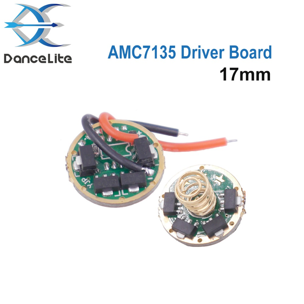 Nanjg 111 30v 42v 1 2 3 4x Amc7135 350ma 700ma 1050ma 1400ma Promotional Led Driver Circuit Board Buy 1pc 17mm 4200ma 37v 42vmaxed 8