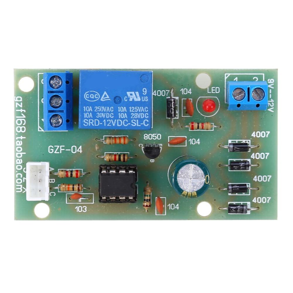 Xh M203 Water Level Controller Automatic Switch Circuit Liquid Sensor Module Diy Kit Control Detection Fuel Flow