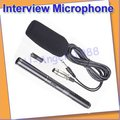 professional conderser EM-320E Shotgun interview Microphone +free shipping