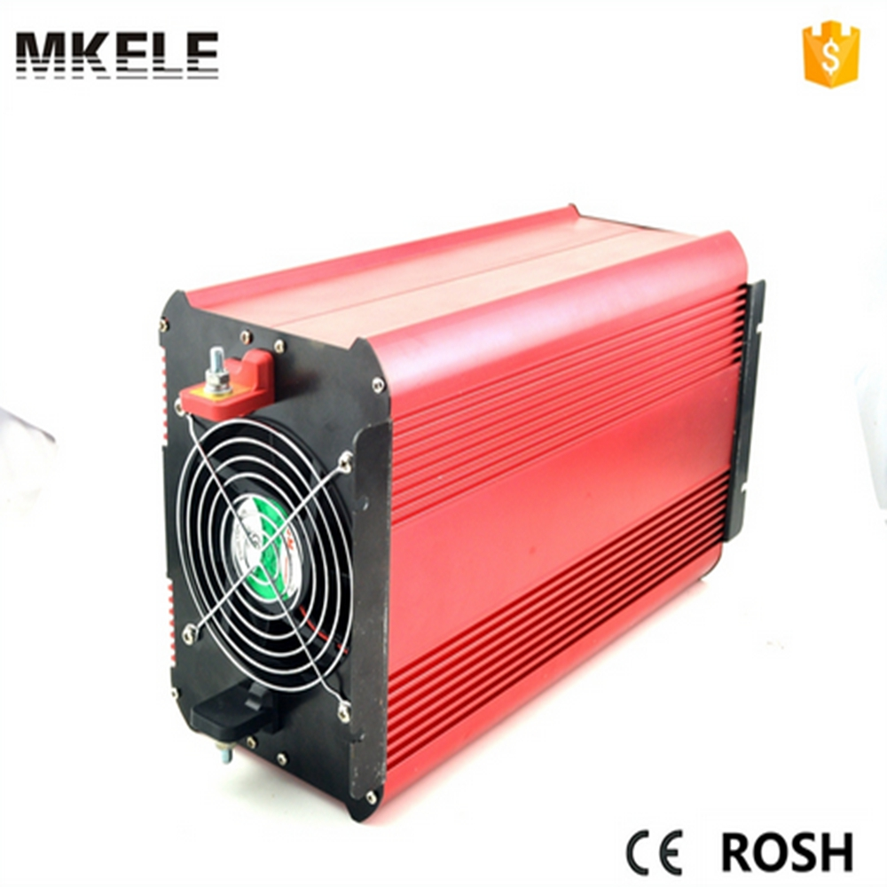 High Quality MKP2500-242R Grid Pure Sine Wave 2500W Dc-Ac Inverter To 240v Solar 24 Volt Power China 1500w grid tie power inverter 110v pure sine wave dc to ac solar power inverter mppt function 45v to 90v input high quality