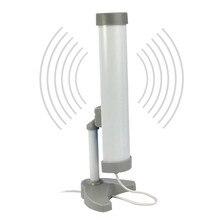 Top Quality New Long Range(3KM) High Power(5800MW) 58DBI USB Clipper Wireless Wifi Adapter Antenna   H3T5