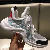 2018 New Hot Women Sneakers Fashion Round Toe Lace Up Woman Shoes Mixed Color Women Casual Shoes Leather Girl Shoes High Top