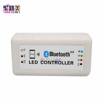 Bluetooth RGB Led Controller For Led Strip Led Module Support Bluetooth Version 4 0 Iphone 4s