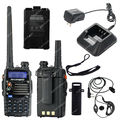 BAOFENG UV-5RA VHF/UHF Dual Band 136-174/400-520 DTMF CTCSS Two Way Radio LB0486