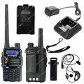 Baofeng UV-5RA VHF / UHF Dual Band 136 - 174/400 - 520 DTMF CTCSS rádio em dois sentidos LB0486