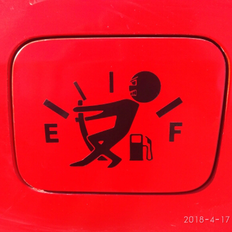 Car fuel tank sticker and decal funny car sticker for Volkswagen POLO Tiguan Passat Golf EOS Scirocco Bora/Citroen C Quatre c1|Car Stickers| - AliExpress
