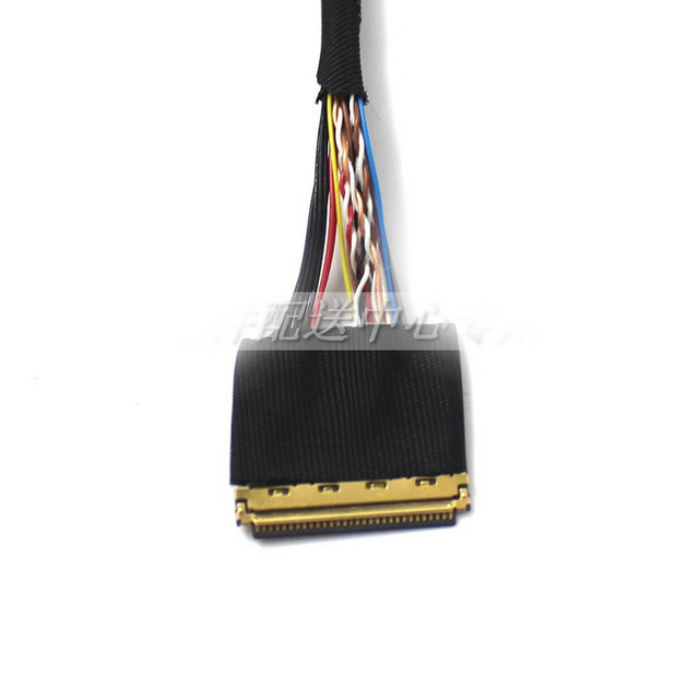 LED 30pin lvds cable LVDS (1 ch, 6-bit) , 30 pins , Connector for 9.7inch screen BI097XN02