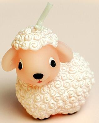 Nouvelle Creative Partie D'anniversaire Bougies Sans Fumée Mère Bébé Éléphants Cadeau Bougies De Mariage Décoration Parfumée Bougies D'anniversaire