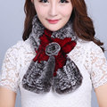 Scarf Women's scarves Real fur Scarf Real mink fur Scarf  All the goods in our shop are genuine leather