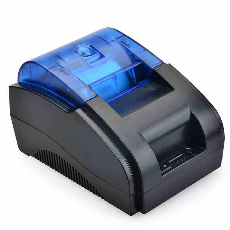Pietra miliare 58 millimetri stampante termica ricevuta bill biglietto piccolo portatile mini USB della stampante ristorante macchina da stampaPietra miliare 58 millimetri stampante termica ricevuta bill biglietto piccolo portatile mini USB della stampante ristorante macchina da stampa
