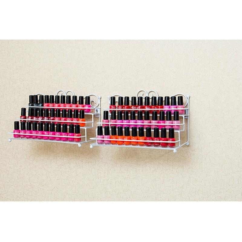Esmalte de uñas Rack de escritorio Soporte de almacenamiento de 3 - Arte de uñas - foto 6