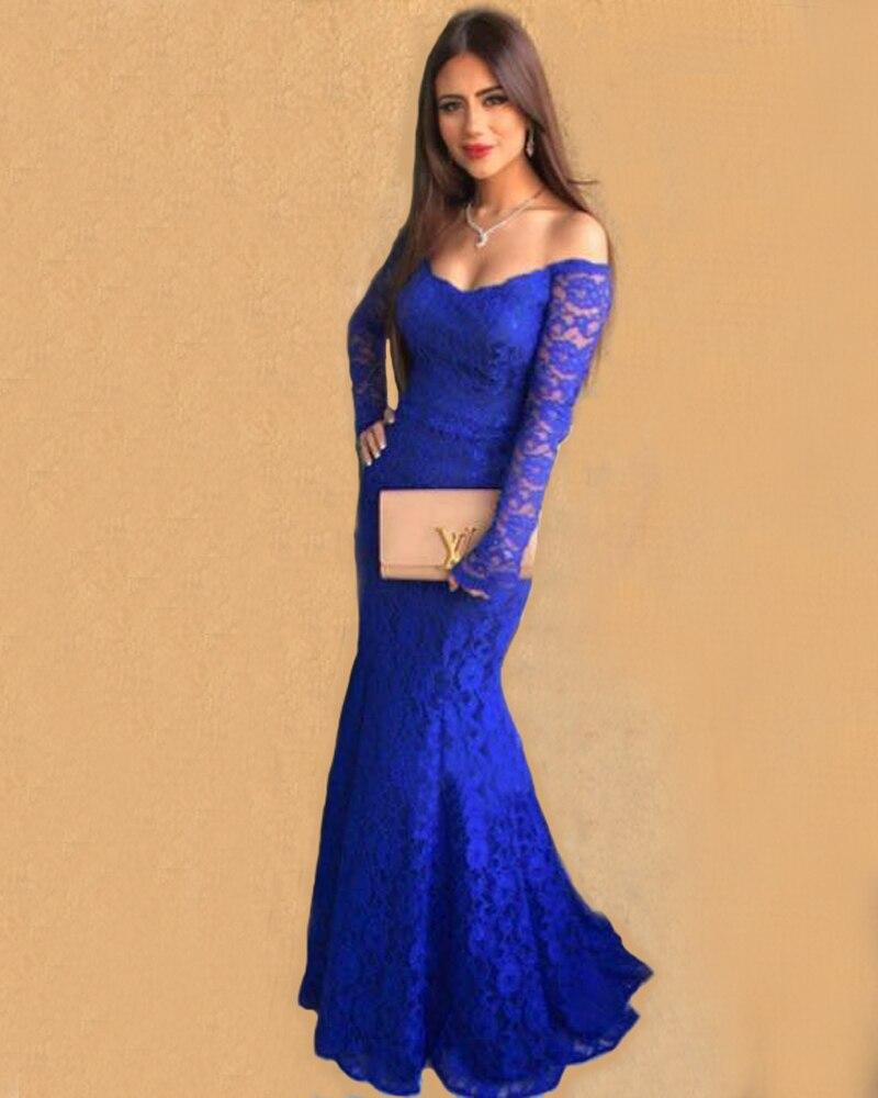 Images of Royal Blue Formal Dresses - Reikian