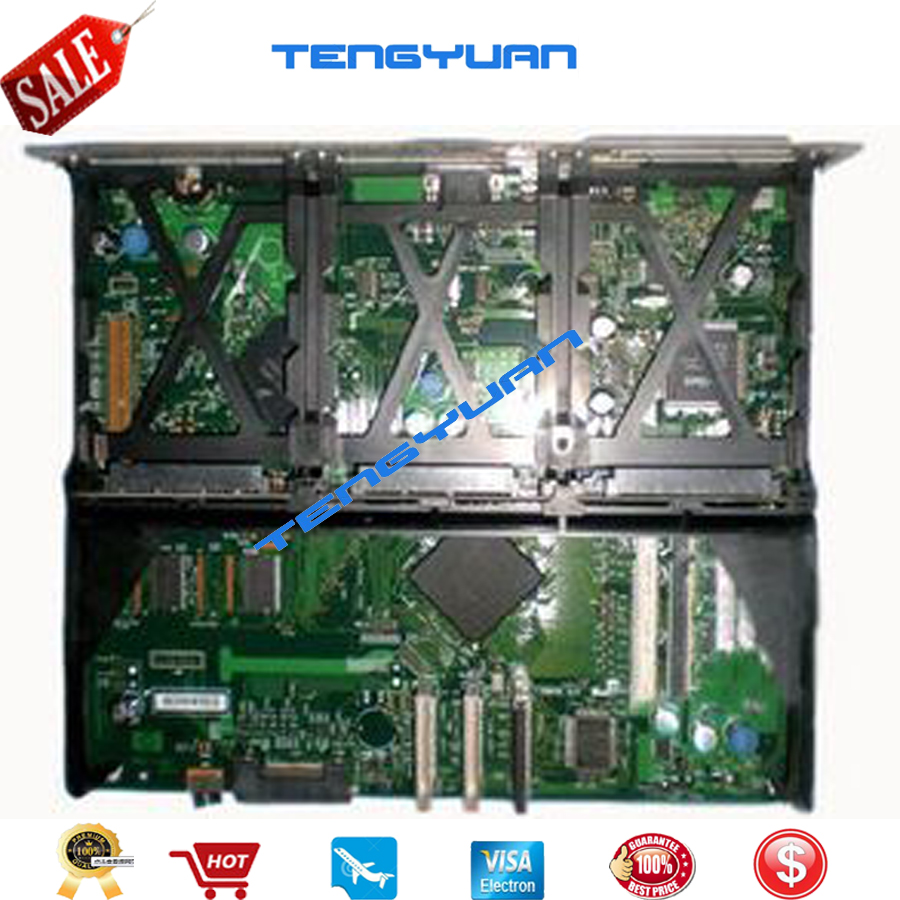 Free shipping 100% test for HP5500 Formatter board Q1251-60151 printer parts on sale