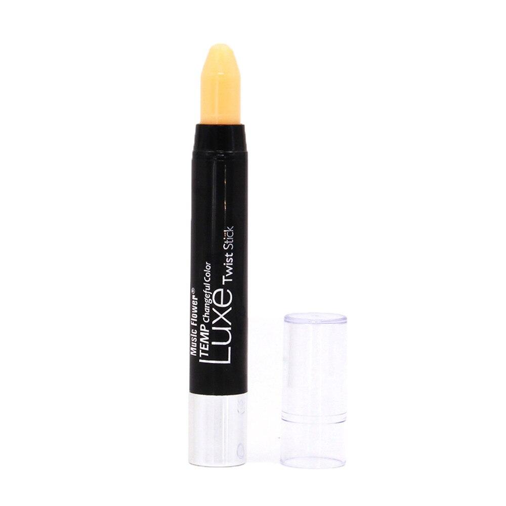 1 шт. натуральный гигиенический бальзам для губ, косметический сексуальный блеск для губ, набор, влагостойкий Водонепроницаемый Косметический макияж, Подарочный инструмент L58