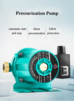 ORS25-10G 220v Water Pump Booster Pump Home Automatic Silent Solar Water Heater Tap Water Pipe Pressure Pump 100w 150w pipeline pump automatic circulating water booster pump 220v 50hz electric pressure pump boosting pump for water heater