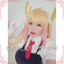 Kobayashi-san Chi no Maid Dragon Tooru Dragon horn Hair  Miss Kobayashi's Dragon Maid tohru headband Cosplay Prop
