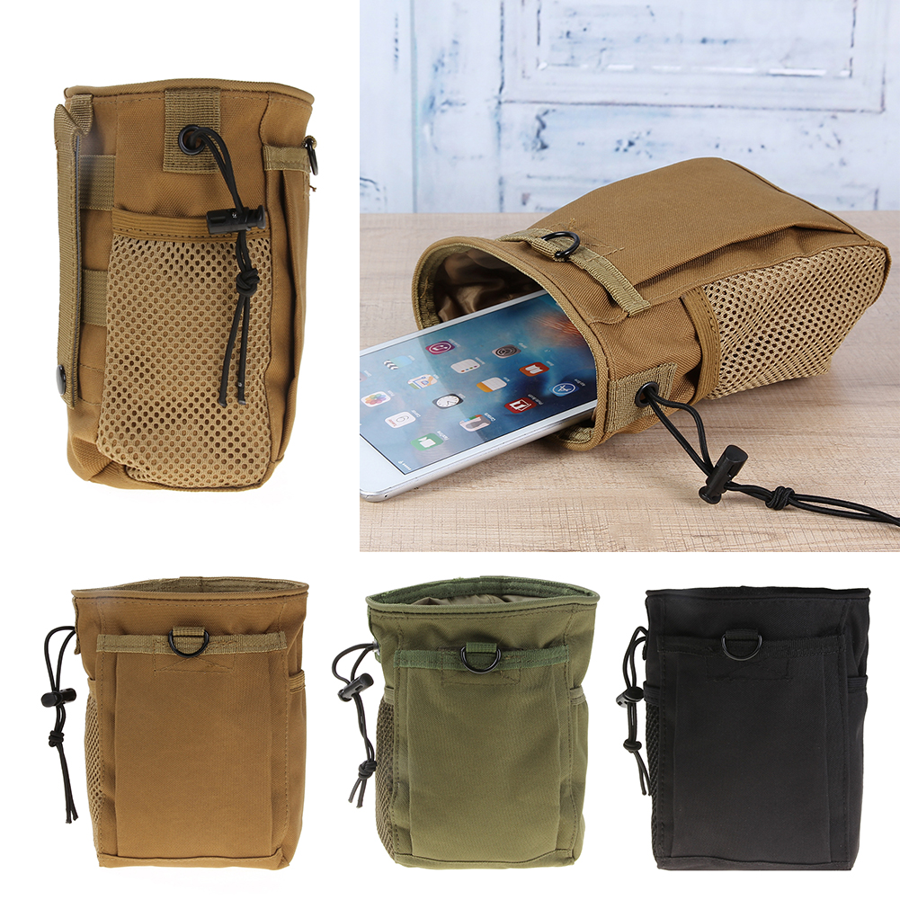 Outdoor tool Mountaineering Package Travel Recycling Storage Bag Key Wallet Portable Multifunction Sport Bags for Camping Hiking