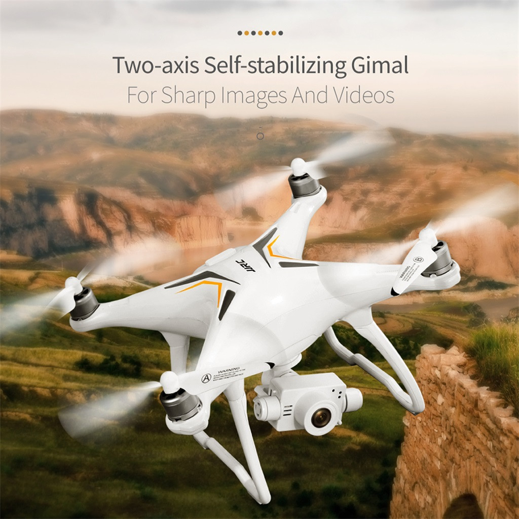 JJRCX6 Stabilization Anti-jitter PTZ HD Aerial RC Quadcopter Brushless Drones With Camera HD Rc Quadcopter Flying MinionJJRCX6 Stabilization Anti-jitter PTZ HD Aerial RC Quadcopter Brushless Drones With Camera HD Rc Quadcopter Flying Minion