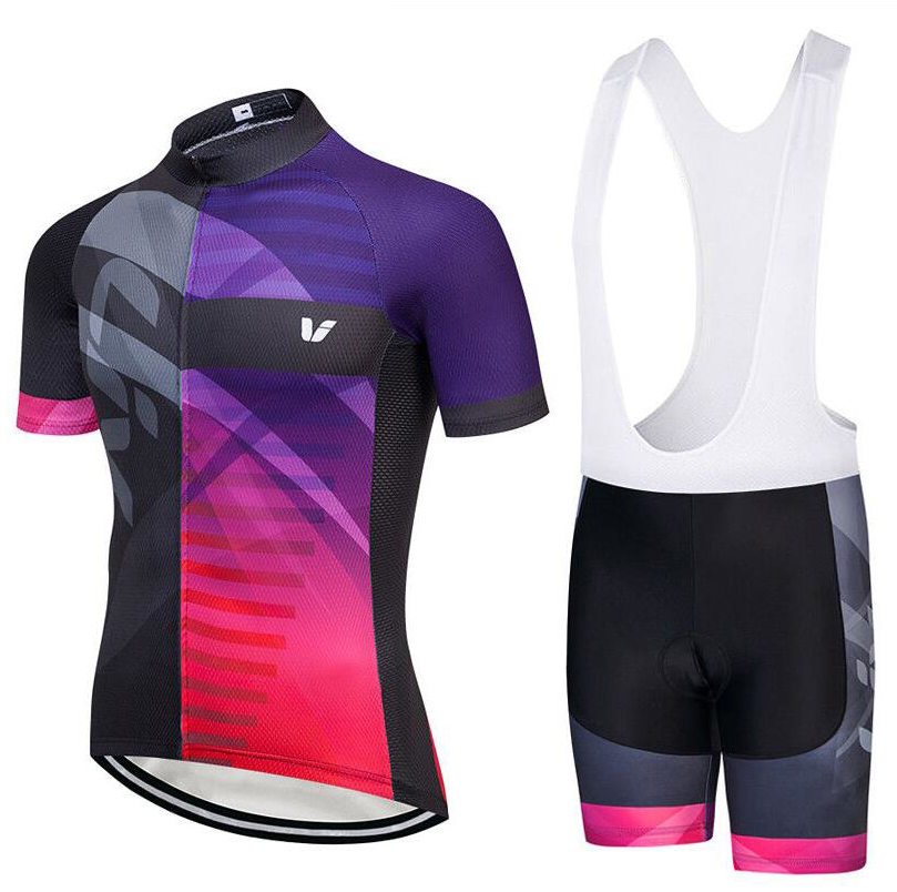 19 New LIV Women Short Sleeve Cycling Jerseys Set MTB Bike Clothing Quick-Dry Racing Bicycle Clothes Ropa Ciclismo Cycling Suit