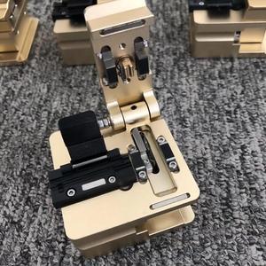 Image 2 - Alta precisão DVP 106 fibra óptica cleaver dvp106 fibra óptica cleaver para soldagem máquina splicer fusão