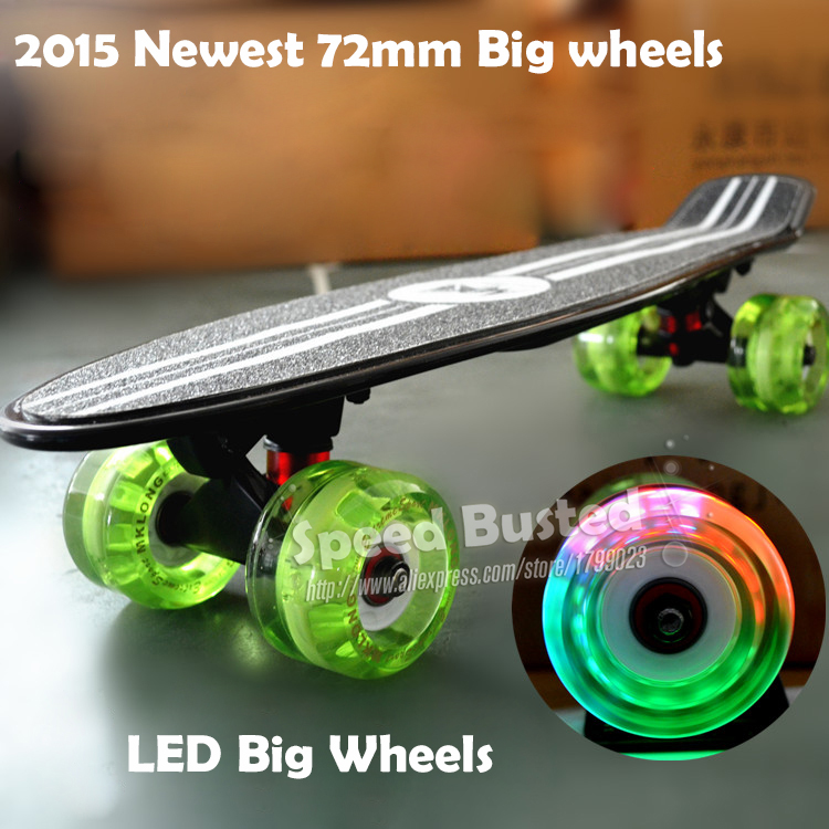 2015 board for sale original complete Skateboard griptape Retro Mini Skate long board cruiser longboard 72mm big wheels peny skateboard wheels longboard 22 retro mini skate trucks fish long board cruiser complete tablas de skate pp women men skull