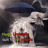 130CM Big Top Quality Umbrella 3