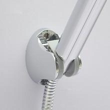 Дропшиппинг Насадки для душа Держатель Трубки Chrome для ванной с настенным креплением регулируемый кронштейн с присоской